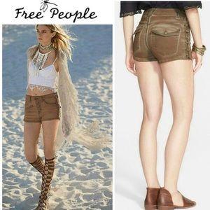 Free People Boho (lace-up side) shorts !!